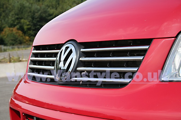 Vw Transporter T5 Styling. VW Transporter T5 Front