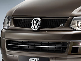 ABT Front Grille VW T5 Transporter and Caravelle 2010>