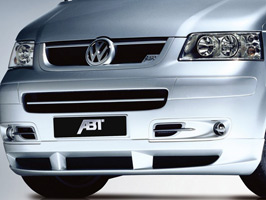 ABT Lower Front Lip Spoiler VW T5 Caravelle 03-09