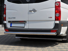 Vanstyle MAXX 60mm Stainless Steel Rear Bar Crafter & Sprinter
