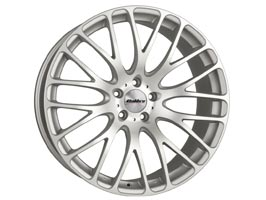 "Calibre Altus Matt Silver Polished 20"" 5x120 VW T5 03-09 & 2010>"