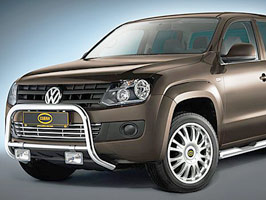 "Cobra EC Approved ""A"" Bar City Guard Protection System VW Amarok"