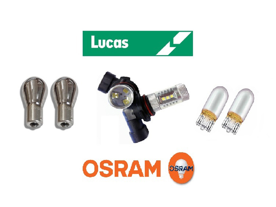 Replacement and Upgrade Bulbs