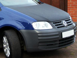 VW Caddy Plain Bonnet Bra 04>10