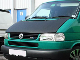 VW T4 Plain Bonnet Bra 1993>2003