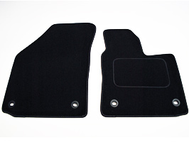 Front Carpet Mat Set VW Caddy 04>10 & 2010> RHD