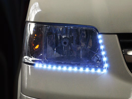Universal DRL Strip Lights