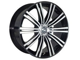 SR1200 Black Diamond 20x9 5x120 VW T5 T6