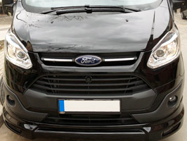 VS Sport Front Splitter Ford Transit Custom 2012>