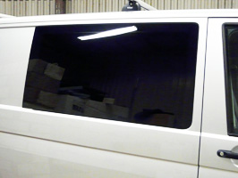 Vanstyle VW T5 Drivers Side Middle Window Glass