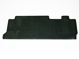 VW T5 Transporter 03> Rear Rubber Mat Single Sliding Door