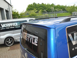 Vanstyle VS Style VW T5 Rear Spoiler