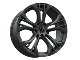 "Wolfrace Assassin GT Gloss Black 18"" VW T5 T6 Alloy Wheels"