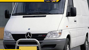 Mercedes Sprinter Van Accessories