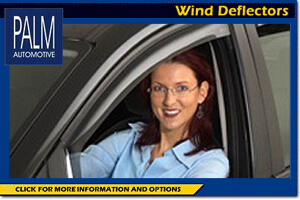 Suzuki Carry Wind deflectors