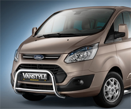Ford Transit Custom EU Apprioved Cobra A-Bar 12>