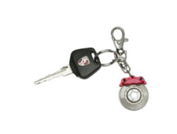 Key Ring \'Brake Disc\'