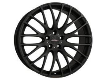 "Calibre Altus Matt Black 20"" VW T5 T6 Alloy Wheels"