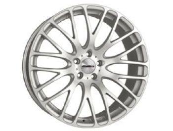 "Calibre Altus Matt Silver Polished 20"" VW T5 T6 Alloy Wheels"