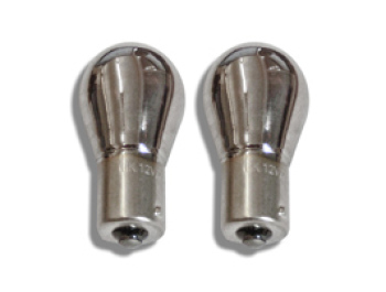Vanstyle Chrome 581 AMBER Bulb - Pair