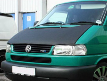 VW T4 Long Nose Plain Bonnet Bra 1993>2003