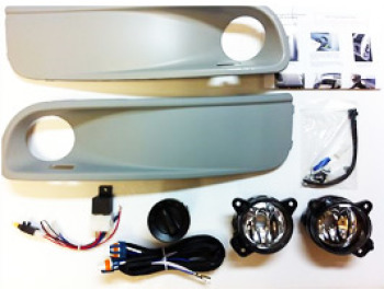 Fog Light Upgrade Kit VW T5 Caravelle 03-09