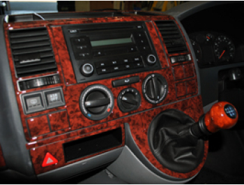 Vanstyle Dash Kit VW T5 Transporter Standard Dash