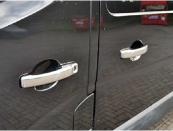 Door Handle Cover Set - Master / Movano / NV400 2010>