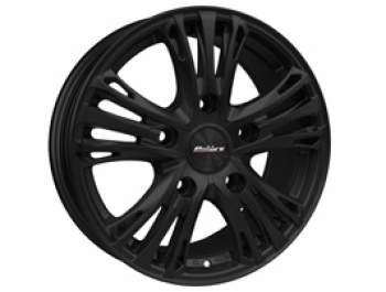 "Calibre Odyssey 18"" Matte Black Transit Custom Alloy Wheels"
