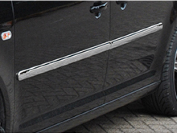 Stainless Steel Side Moulding Covers Caddy Maxi LWB 04-15