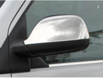 VW T5 / Amarok 2010> T6 2015> ABS Chrome Mirror Covers