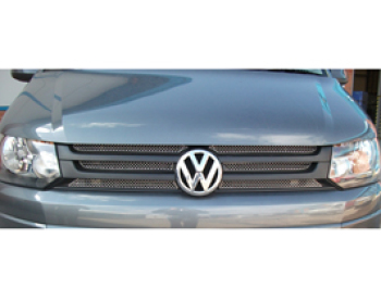 Vanstyle Sport Stainless Steel Upper Mesh Grille VW T5 2010>