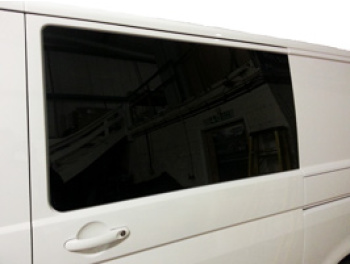 Vanstyle VW T5 Passenger Side Middle Window Glass