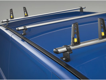 3 Bar Heavy Duty ULTI Bars - Vivaro Trafic Primastar High Roof