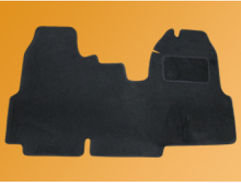 Quality Carpet Floor Mats Ford Transit 2007 -2013