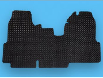 Front Rubber Mat For Ford Transit MK7 07-13 RHD