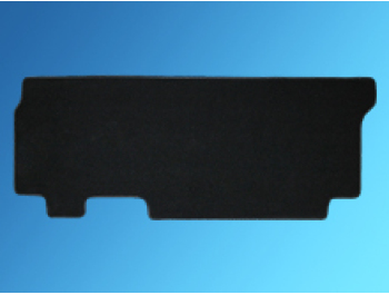 VW T5 03-15 & T6 15> Rear Carpet Mat Twin Sliding Rear Door