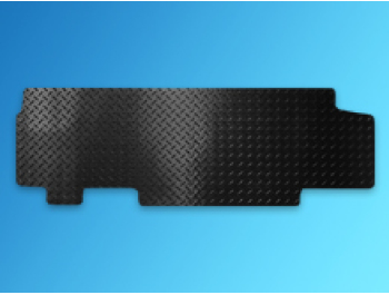 VW T5 03-15 & T6 15> Rear Rubber Mat Single Sliding Door