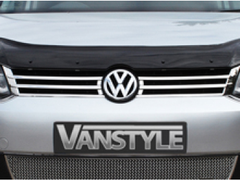 VW Caddy Front Upper Grille 2010-15