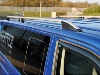VW T5 & T6 Aluminium Roof Bars 03-15 + 2015>