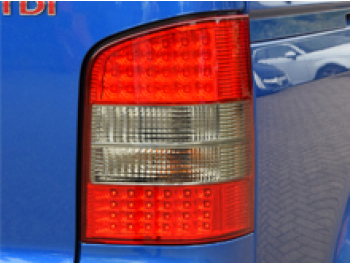 Rear Lamp Set LED Tailgate Models VW T5 03-09