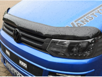 VW T5 Transporter Bonnet Wind Deflector 10 - 15