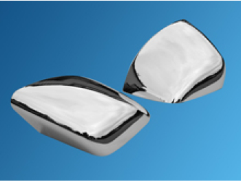Ford Connect 2Pcs. Chrome ABS Mirror Covers