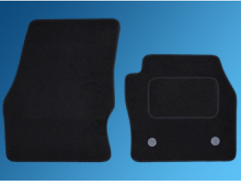 Front Carpet Mat Set Transit Connect 2014-2018 RHD