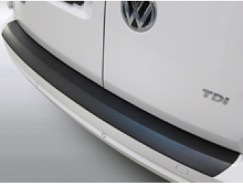 VW Caddy & Maxi 2015> ABS Rear Bumper Protectors