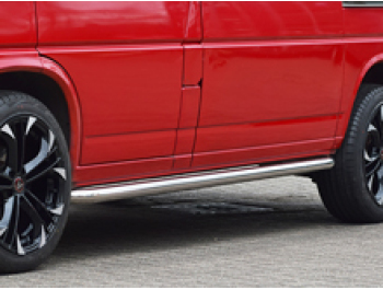 Vanstyle 60mm Sportline Style Side Bars VW T4