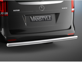 Vito W447 2014> Cobra Stainless Steel 60mm Safety Rear Bar