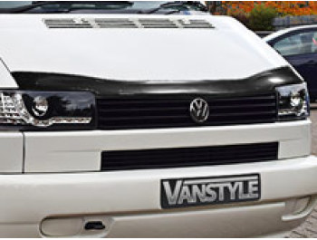 VW T4 90-03 Short Nose Bonnet Wind Deflector