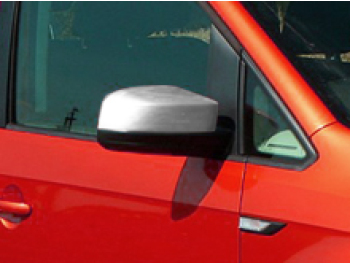 VW Caddy & Maxi Life 2015+ ABS Chrome Mirror Covers