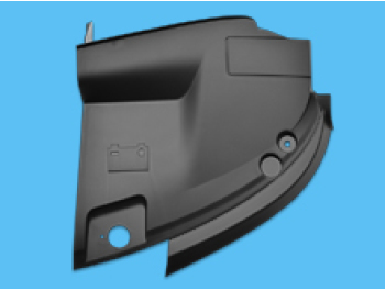Genuine VW T5 2003-09 Engine Battery Cover